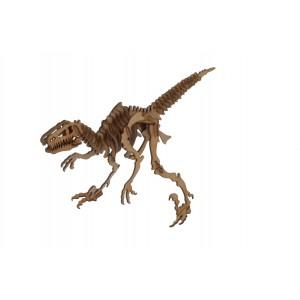 Wood Models Velociraptor